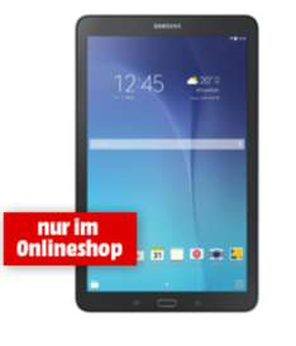 Samsung Galaxy Tab E 9.6 3G S mit Internet-Flat 3.000