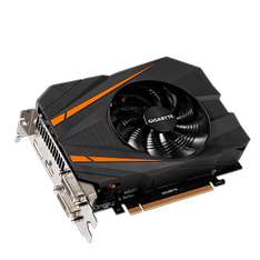 Gigabyte GeForce GTX 1070 8GB MINI