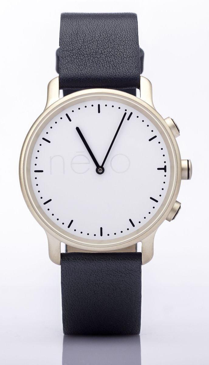 Schwab/OTTO: Nevo Smartwatch Shanghai (L) - Fitness Watch für 149,99 + Versand (251,13 € PVG)