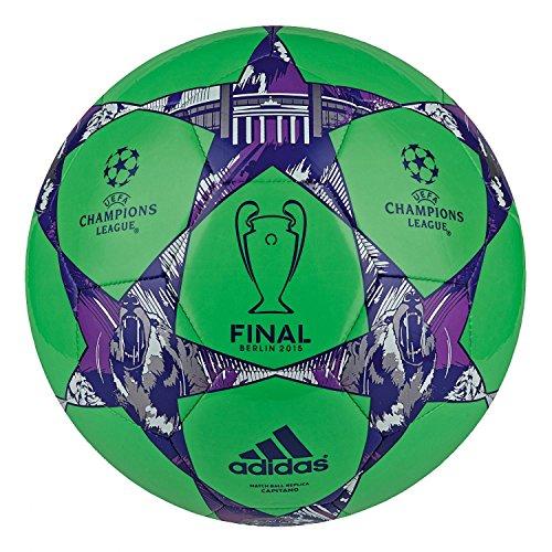 amazonPrime: adidas Finale Berlin Spielball --> Farbe: grün / Größe: 8 Liter --> 5,58 € (oder zzgl. 3,- € Standardversand )