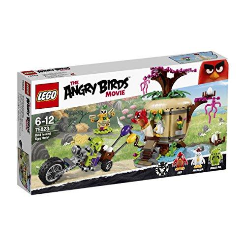 [amazon.de] LEGO 75823 Angry Birds - Bird Island Egg Heist | 24,74 € + ggf. VSK statt 34,98 €