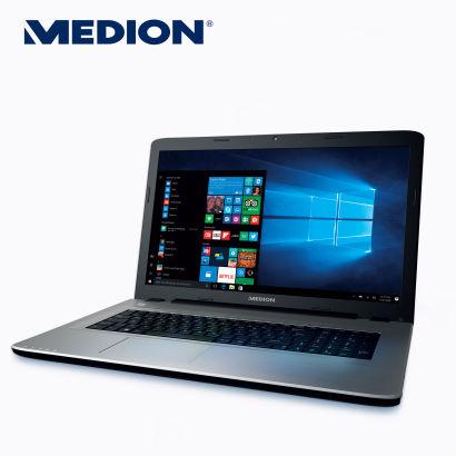 "Medion-Notebook Akoya E7424 für 499 €  (17,3"", Intel® Core™ i3-7100U)"