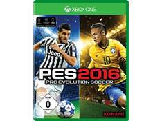 (UPDATE) Pro Evolution Soccer 2016 Day 1 Edition PES Xbox One / X360  Saturn