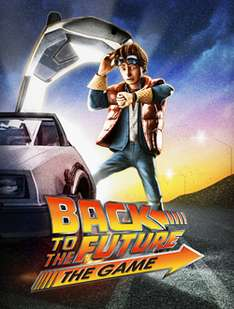 [KINGUIN.NET] Back to the Future The Game komplett in Deutsch