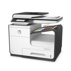 HP PageWide Pro 477dw für 279€ @ Notebooksbilliger ab 18 Uhr - Multifunktionsdrucker (A4, Drucker, Scanner, Kopierer, Duplex, Fax, WLAN, LAN, HP ePrint, Airprint, Cloud Print, USB, 2400 x 1200 dpi)