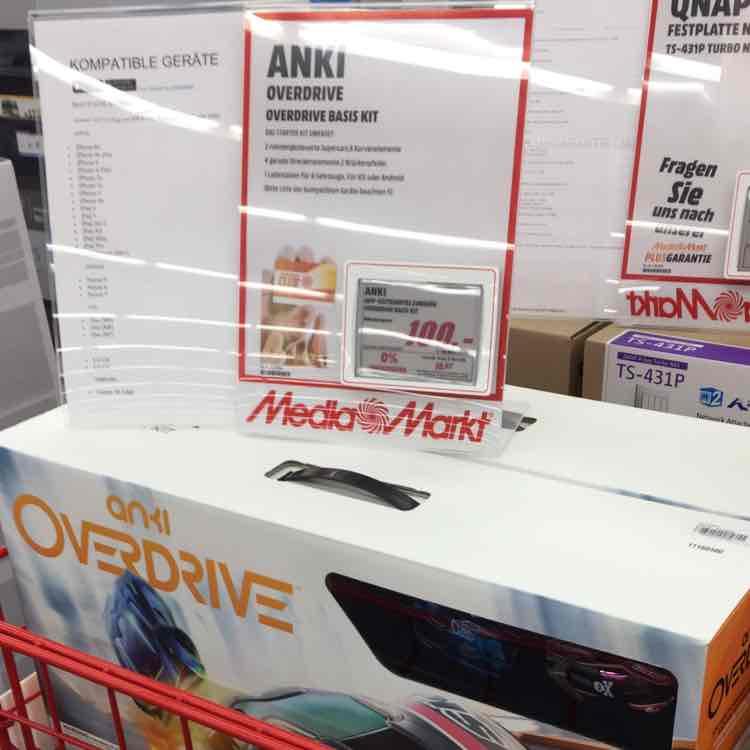 [Lokal] MediaMarkt Bayreuth ANKI Overdrive Basis Kit