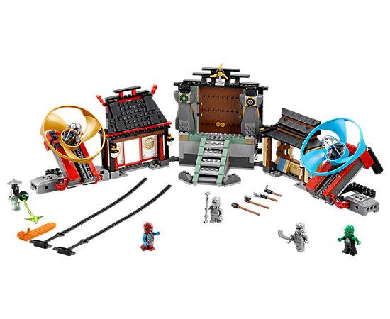 Lego Ninjago - Airjitzu Turnierarena (70590)  im Lego Shop inkl. Versand