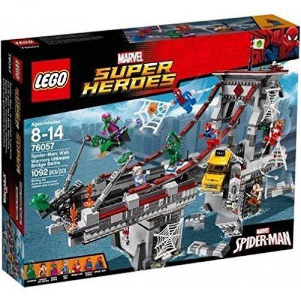 LEGO® Super Heroes 76057 Spider-Man Brückenduell für 58,90€ und Riesenrad 10247 für 135 € bei [Cyberport ebay]