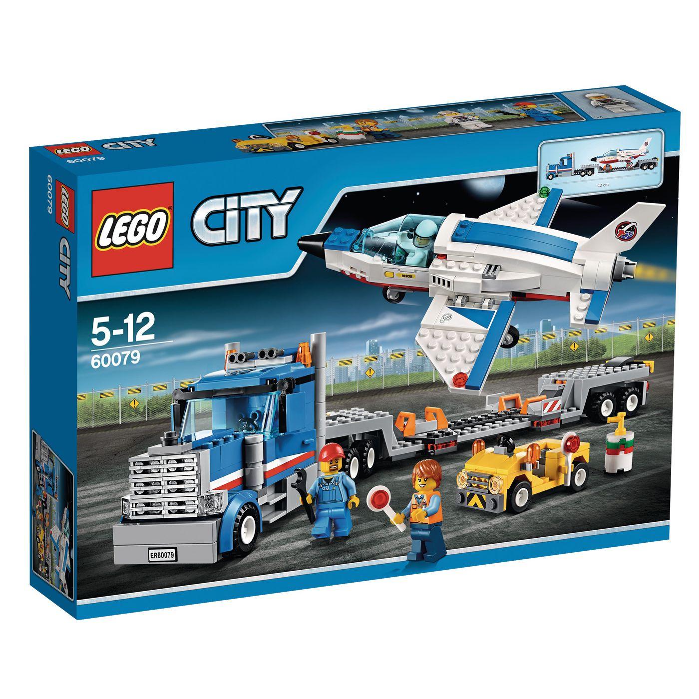 LEGO® City Weltraumjet mit Transporter 60079