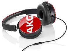 AKG Y 50 On-Ear Kopfhörer in Rot