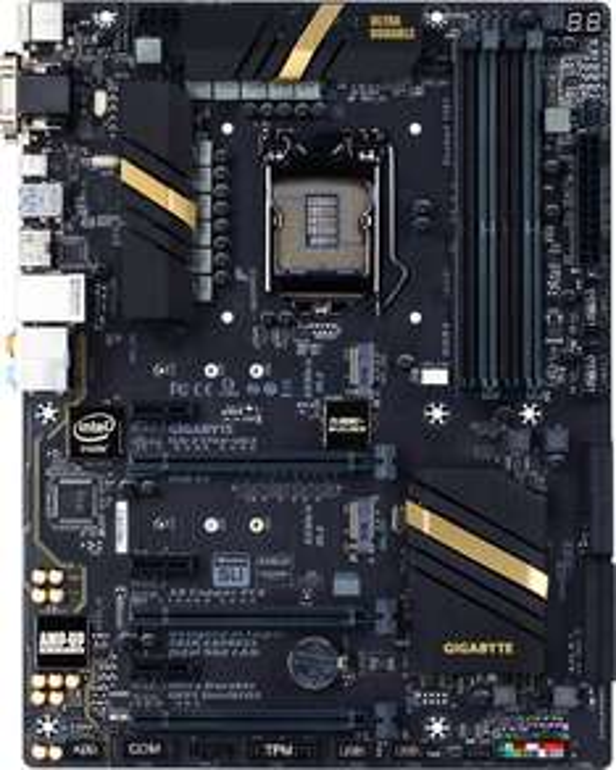 Gigabyte GA-Z170X-UD3 Mainboard (ATX, Intel Z170, 4x DDR4, 3x PCIe x16, 2x M.2, 1x Thunderbolt, 1x USB Typ-C, SLI + CrossFire) für 42,33€ [Amazon]