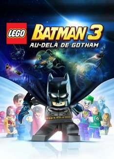 Lego Batman 3: Beyond Gotham (Steam) 92 % Rabatt