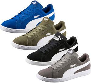 PUMA SMASH SD SCHUHE 361730 Herren Wildleder Sneaker für 34,99€ inkl. VSK (eBay)