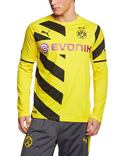 PUMA Borussia Dortmund Trikot BVB Long Sleeve Gr. XL für 16,84€ @ Amazon (Prime)
