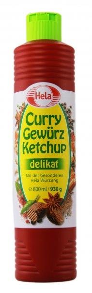 Hela Curry Gewürz Ketchup 37% billiger für nur 1,49€ @Netto MD