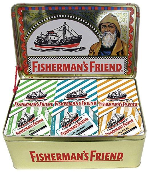 Blitzangebot Amazon - Fisherman's Friends - 3*24 Päckchen - 1,8kg in Blechdose