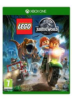 LEGO Jurassic World (Xbox One) für 16,50€ inkl. VSK (Base)