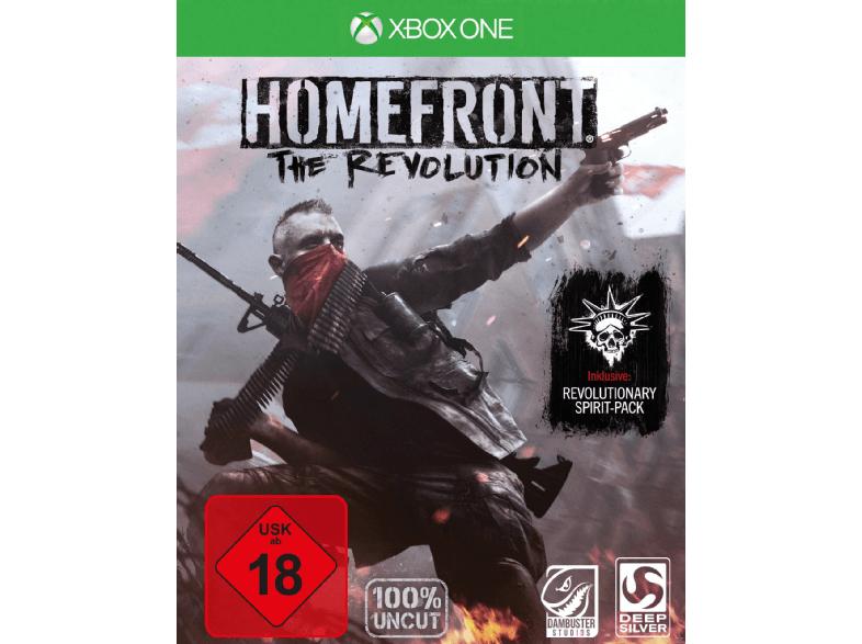 HomeFront XBOXone
