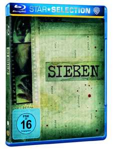 [Amazon] Sieben [Blu-ray] Brad Pitt