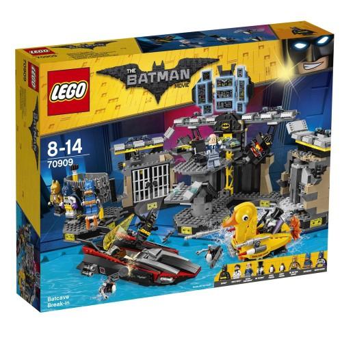 Lego Batman Movie 70909 Bathöle-Einbruch für 82,94€ @ Spiele Max