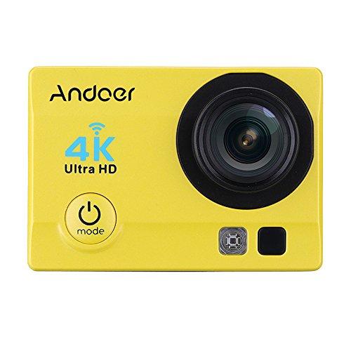 "Andoer® 2 ""Ultra HD LCD 4K mit 16gb Speicherkarte"