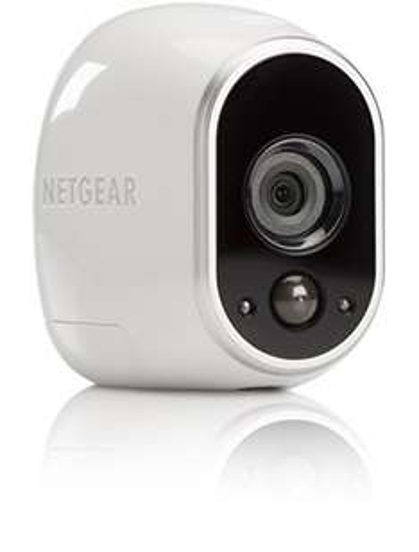Netgear Arlo VMC3030 Kamera für 85€ @Amazon.co.uk - Security-Überwachung Kamera (100% kabellos, Indoor/Outdoor, Bewegungssensor, Nachtsicht)