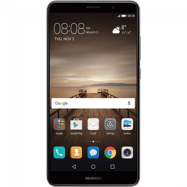 Huawei Mate 9: Top-Smartphone mit FHD Display, 32GB Speicher, 4GB RAM, 4.000 mA Akku für 534,99 €