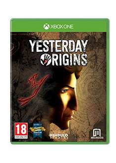 Yesterday Origins (Xbox One & PS4) ab 20.41€ inkl. VSK (Base)