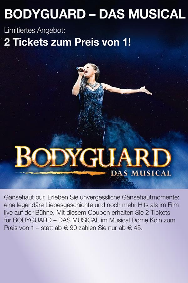 2:1 Musical Bodyguard