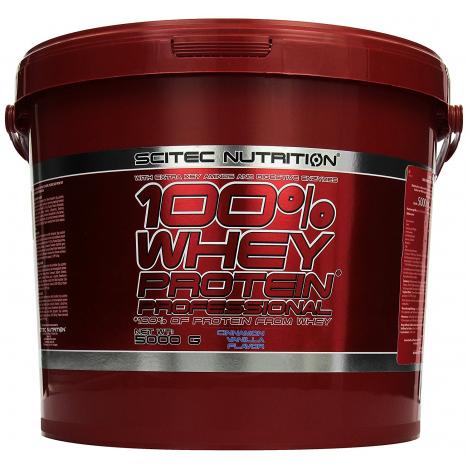 5kg Scitec Nutrition 100% Whey Protein Professional @ vitafy.de