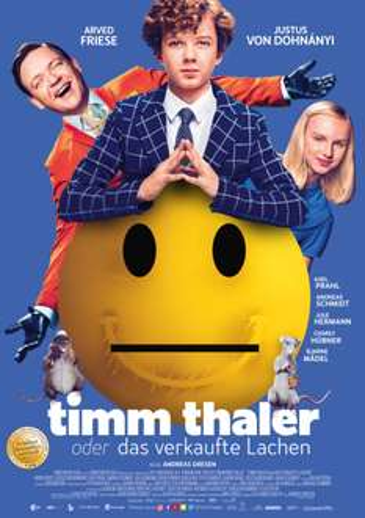 """[ KINO PREVIEW ] Für 0,69€ zu zweit zu """"Timm Thaler oder das verkaufte Lachen"""" - 29.01.2017 - 15 Uhr - (10 Städte) Leitungen frei ab 21.01. 12 Uhr"""