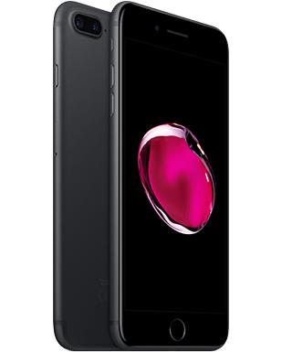 iPhone 7 Plus 128 GB mattschwarz + o2 free 3 GB + Apple TV 4 64 GB + 6 Monate SkyTicket - Cyberdeal