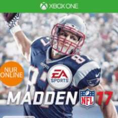 Madden 17 Xbox/PlaySattion
