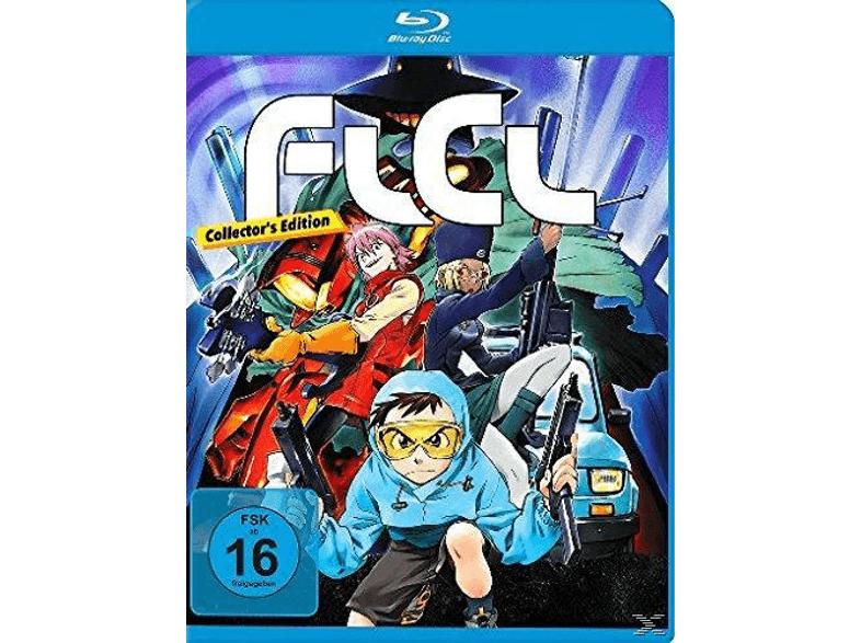 Animeserien - FLCL (Bluray) 21,50€ / Gantz (DVD,kompl. 780min) für 39,-€ bei Saturn/Amazon