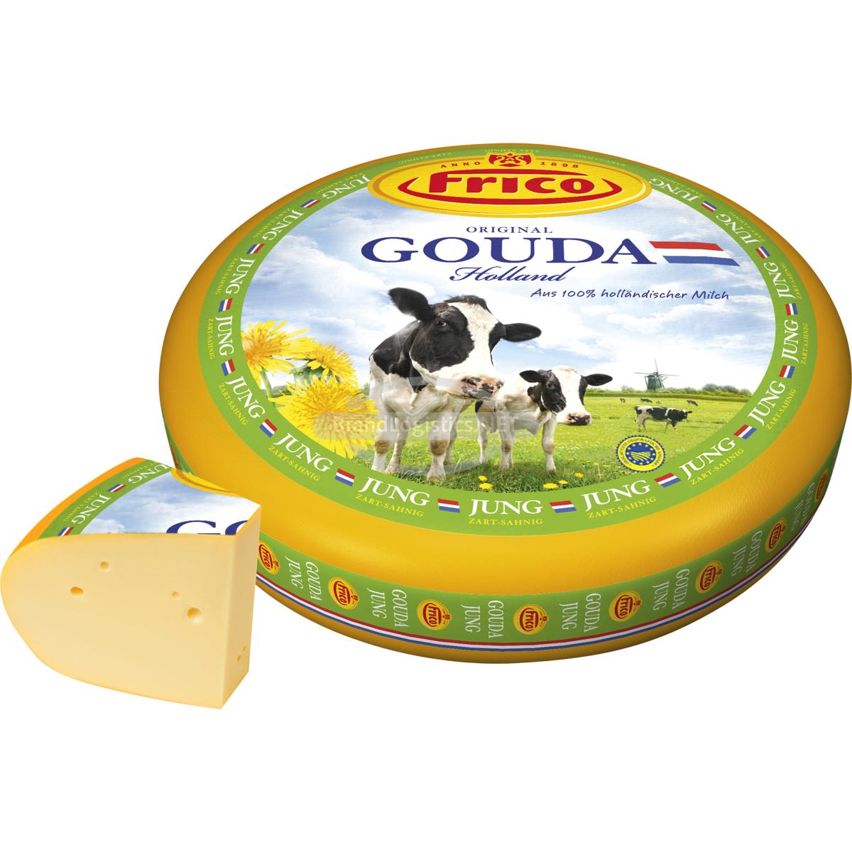 Frico Gouda jung 48% Fett 0,49€/100g @EdekaSüdwest // Frico Maasdammer 45% Fett 0,54€/100g @Kaufland