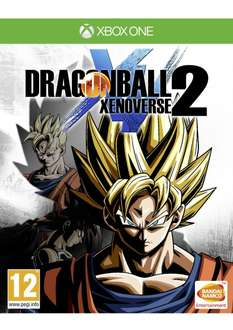Dragon Ball Xenoverse 2 (Xbox One) für 37,39€ inkl. VSK (Simplygames)