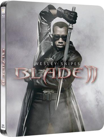 [zavvi] Blade 2 und Blade Trinity - Limited Edition Steelbook (BluRay, OV) für je 13,13 €