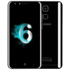 [GearBest EU] Doogee Y6 Piano Black Edition- MTK6750 - 4GB / 64GB - 13MP / 8MP - Android 6 - Band 20