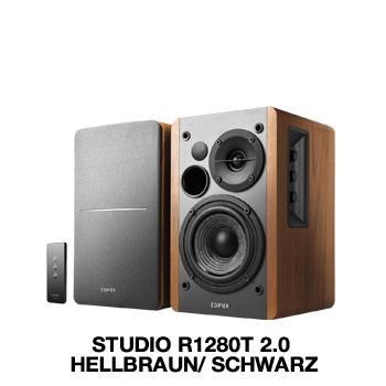 """Edifier Aktiv-Lautsprechersystem 2.0 """"Studio R1280T"""" für 77,84€ [Mindfactory]"""