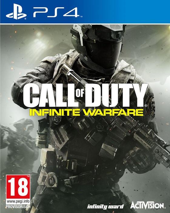 [Digitec.ch] Call of Duty: Infinite Warfare - Day1 Edition (PS4), 19 CHF (17,72 Euro)