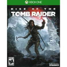 Rise of the Tomb Raider (Xbox One) für 20,72€ inkl. VSK (Game UK)