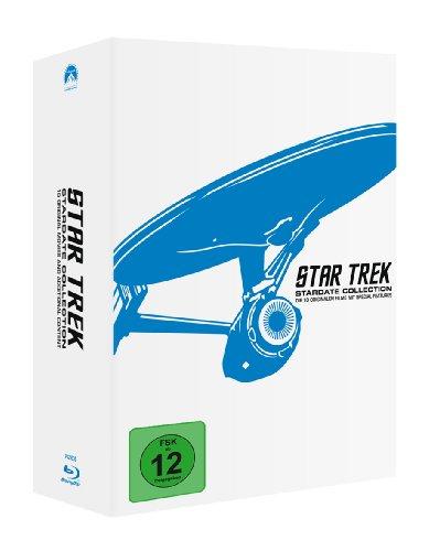 [Amazon] Star Trek - Stardate Collection [Blu-ray]  - 10 Disks -
