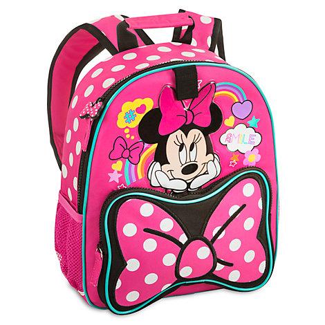 Zwillinge > Mädchen > Minnie Maus > 2x Rucksack + 2x Handtasche inkl. Namen