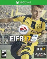 Fifa 17 (Xbox One) für 25,43€ [CDKeys]