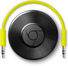 Google Chromecast Audio für 27,84 [Mymemory]