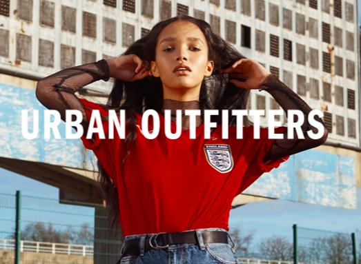 Bis zu 75% Rabatt im Sale + 20% Rabatt on top bei Urban Outfitters