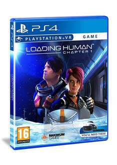 (Base.com) Loading Human (PS4 VR) für 24,46
