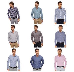 versch. Schieser Hemden für 16,76€ Versandkostenfrei (66% Rabatt)