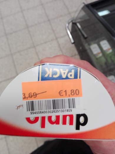 [DU REAL] Duplo Big Pack 18 Stück - fast 50% günstiger