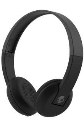 Skullcandy Uproar Wireless Bluetooth On-Ear Leicht Kopfhörer mit TapTech Playback Fernbedienung zur Musiksteuerung